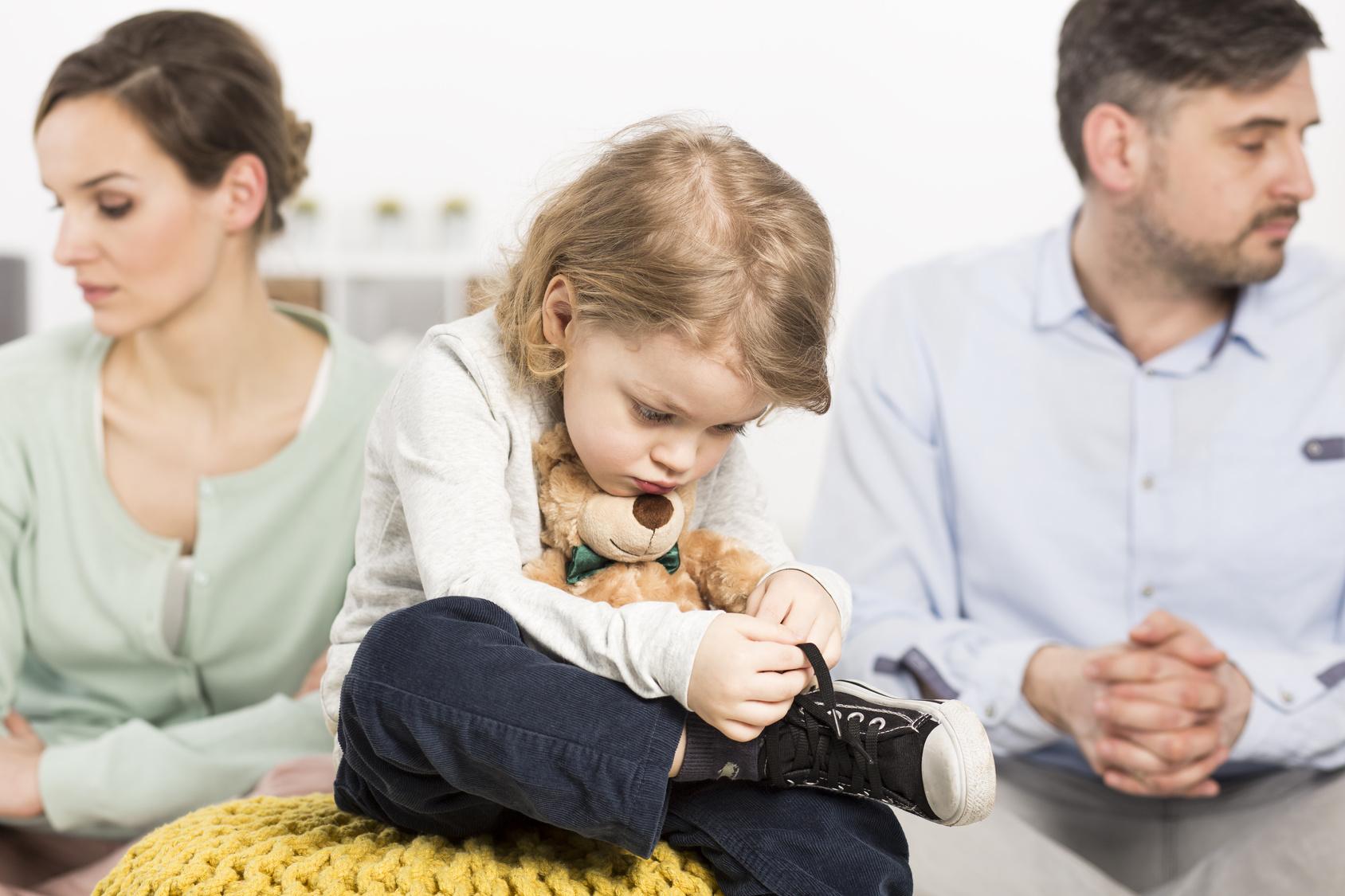 How to Help Your Children Get Through a Divorce